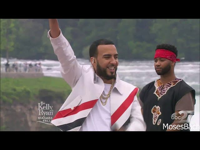 French Montana, Swae Lee - Unforgettable (live)