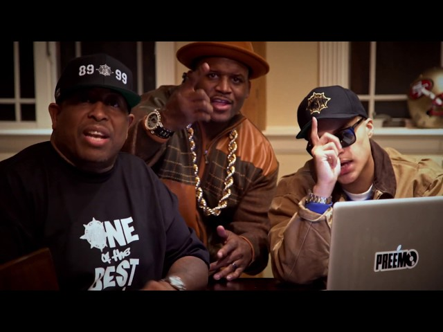 Gang Starr - Bad Name