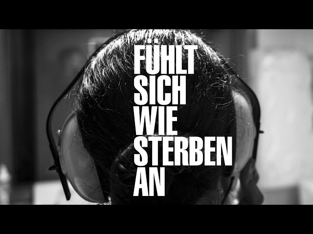 GLASHAUS - Fühlt sich wie sterben an (Official 3pTV)