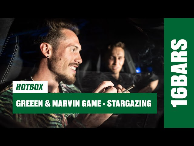 GReeeN, Marvin Game - Stargazing (Hotbox Remix)