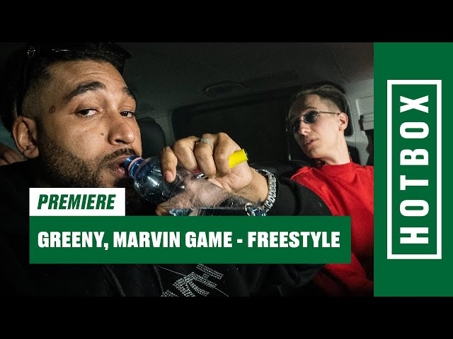 Greeny, Marvin Game - 5 Minuten Freestyle Session