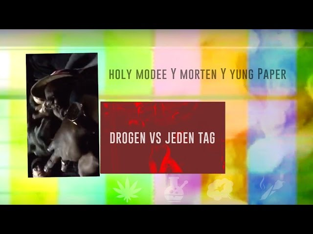 Holy Modee, Morten - drogen vs jeden tag