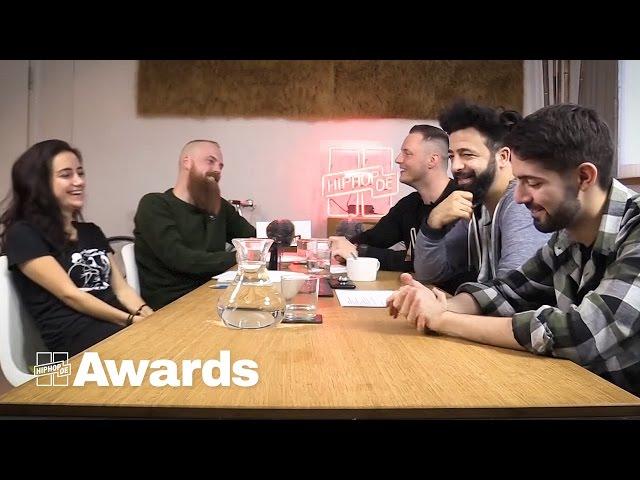 Jahresrückblick 2016: Beste Gruppen – Hiphop.de Awards