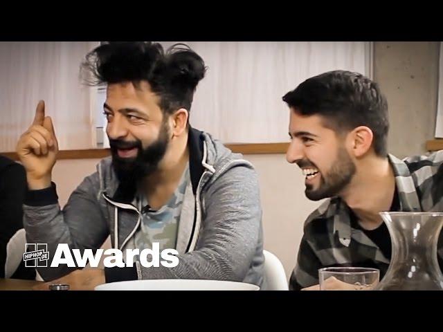 Jahresrückblick 2016: Beste Live-Acts – Hiphop.de Awards