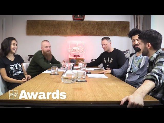 Jahresrückblick 2016: Beste Rap-Solo-Acts – Hiphop.de Awards
