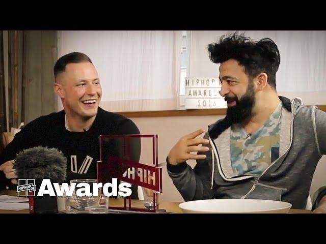 Jahresrückblick 2016: Beste Songs – Hiphop.de Awards