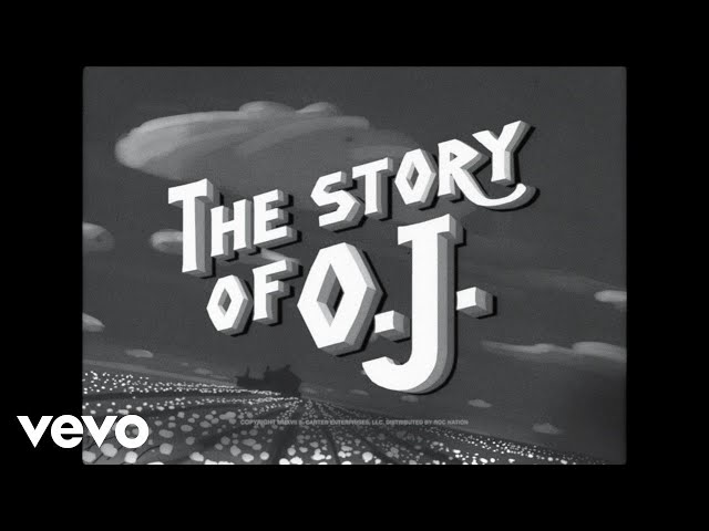 Jay Z - The Story Of O.J.