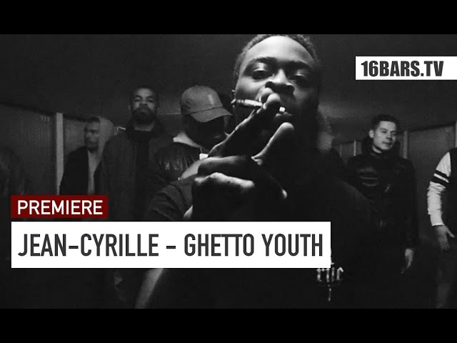 Jean Cyrille - Ghetto Youth (Premiere)