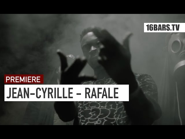 Jean Cyrille - Rafale (PREMIERE)