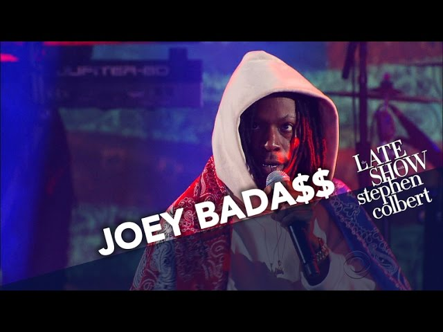 Joey Bada$$ - Land Of The Free (live)