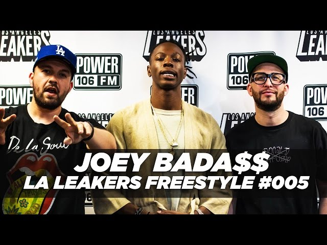 Joey Bada$$ - Radio Freestyle