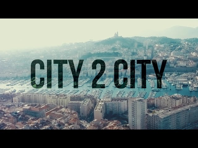 John Webber x Robbie Banks ft. NOR ►CITY 2 CITY◄ prod. by HADES