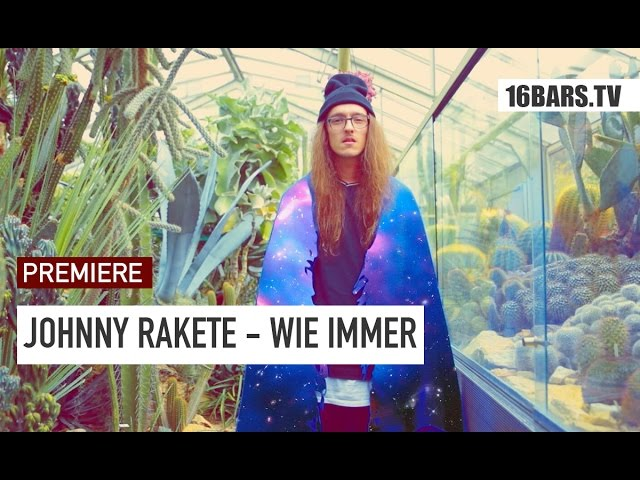Johnny Rakete - Wie immer (Premiere)