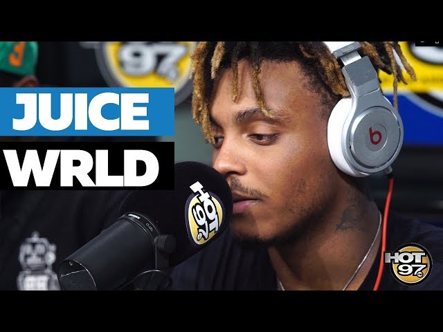 Juice Wrld - Funk Flex Freestyle