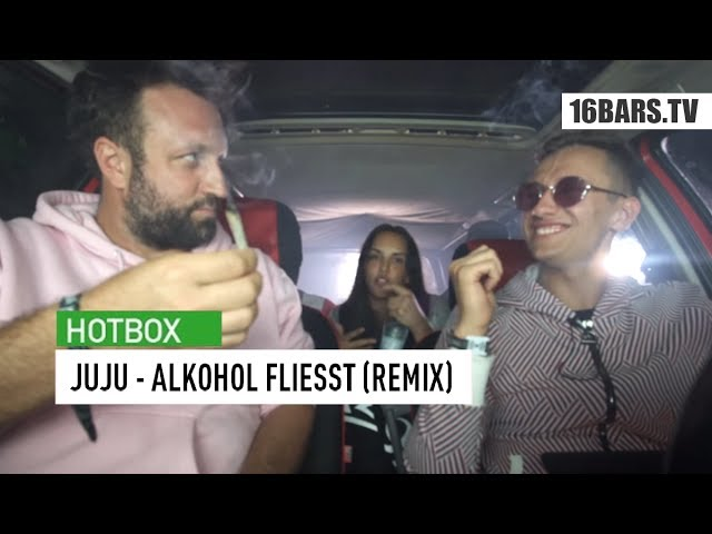 JuJu - Alkohol fließt (Hotbox Remix)