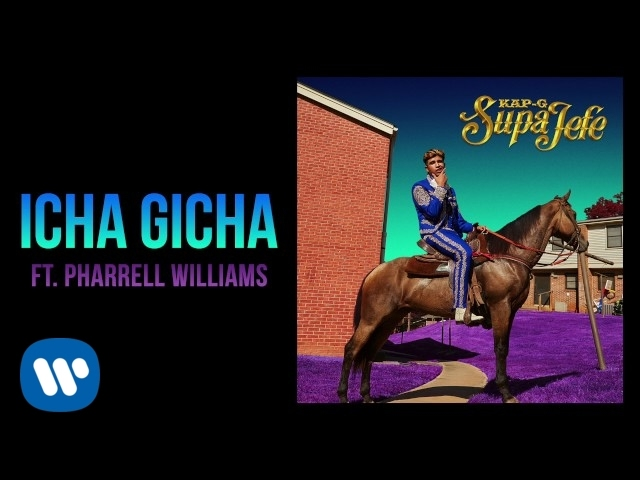 Kap G - Icha Gicha ft. Pharrell Williams [Official Audio]