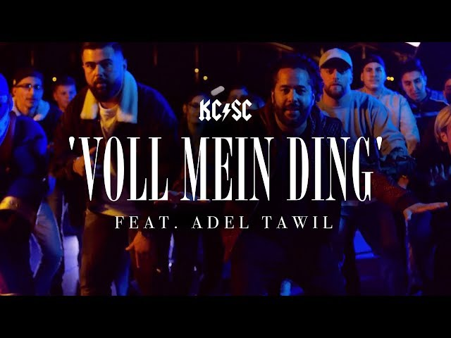 KC Rebell, Summer Cem, Adel Tawil - Voll mein Ding