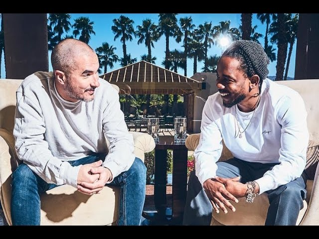 Kendrick Lamar Interview with Zane Lowe on Beats 1