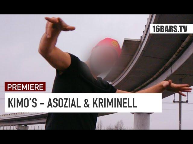 KIMO'S - Asozial & Kriminell