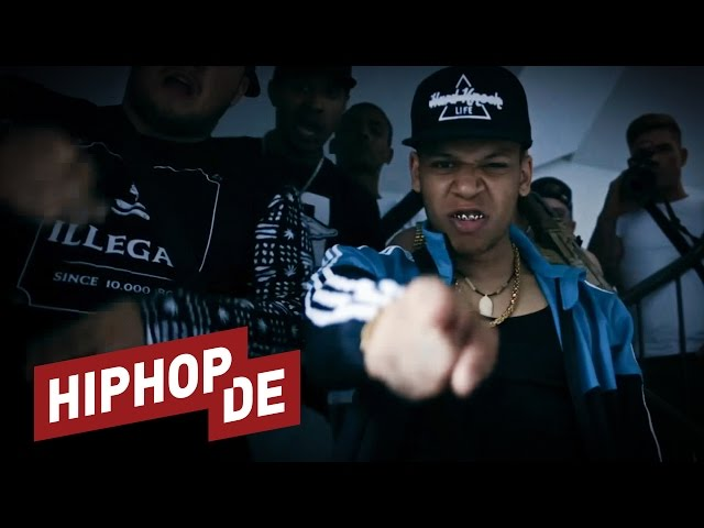 King Eazy ft. Casual 75 & BumA – Im Block (prod. Hijackers) – Videopremiere