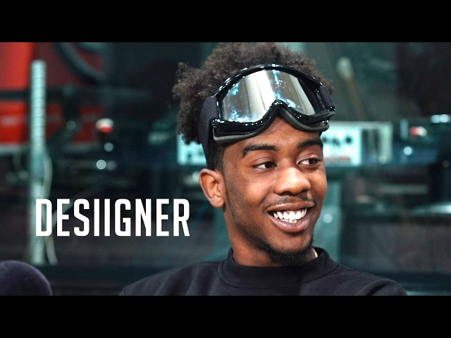 Desiigner Freestyles on Flex | #Freestyle044
