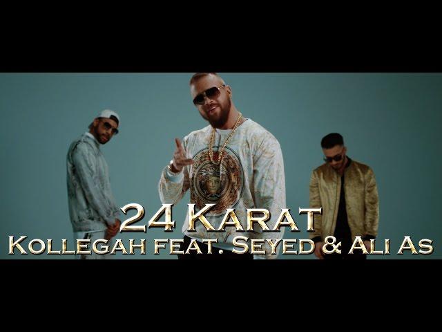 Kollegah, Ali As, Seyed - 24 Karat (Remix)
