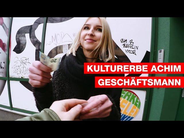 Kulturerbe Achim - Geschäftsmann