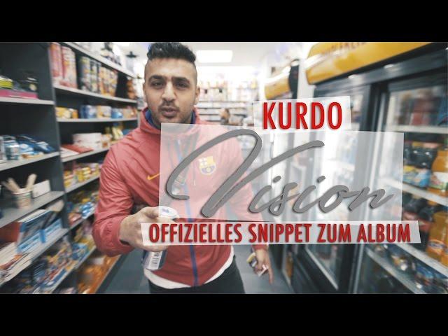 Kurdo - Vision (Albumsnippet)