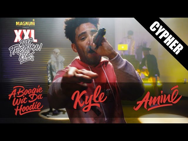 Kyle, A Boogie Wit Da Hoodie, Aminé - XXL Freshman Cypher