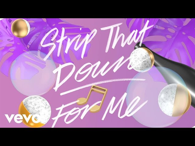 Liam Payne, Quavo - Strip That Down