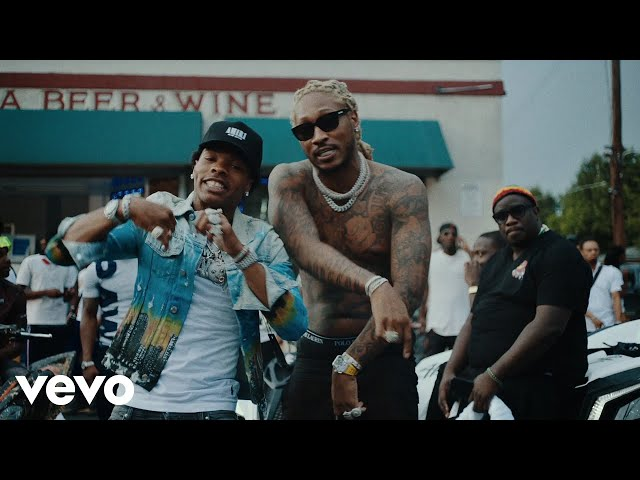 Lil Baby, Future - Out The Mud