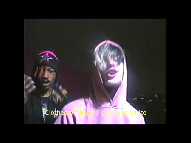 Lil Peep, Lil Tracy - witchblades