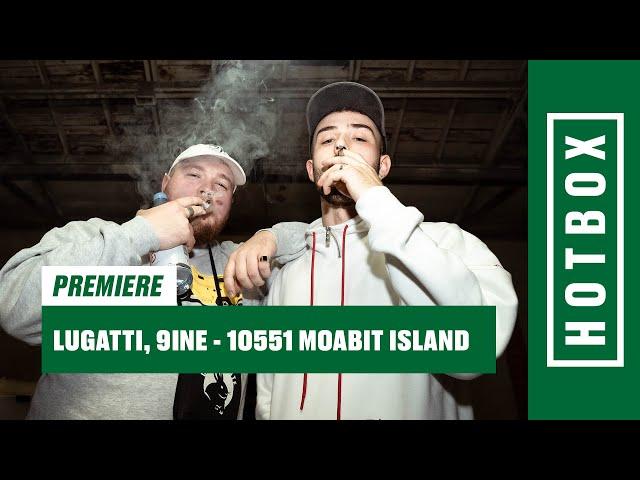 Lugatti & 9ine - episode 1: 10551 moabit island.flp (in dm) (Hotbox Remix)