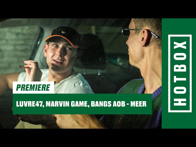 Luvre47, Marvin Game, Bangs - Meer (Hotbox Remix)