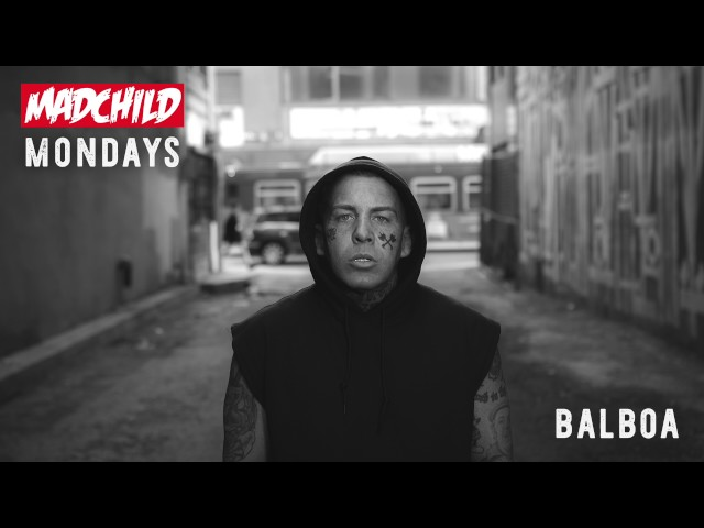 Madchild - Balboa (Produced By C-Lance)
