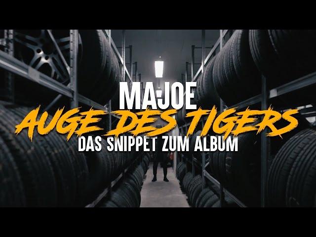Majoe - Auge des Tigers (Videosnippet)