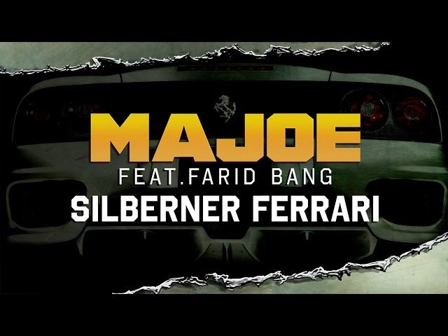 Majoe feat. Farid Bang ✖️ SILBERNER FERRARI ✖️ [ ADT // OUT NOW ] prod. by Joznez