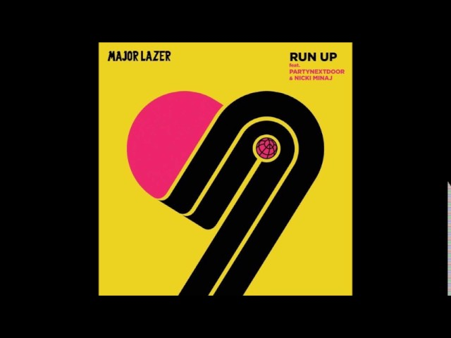 Major Lazer Ft. PARTYNEXTDOOR & Nicki Minaj - Run Up (Official Audio)