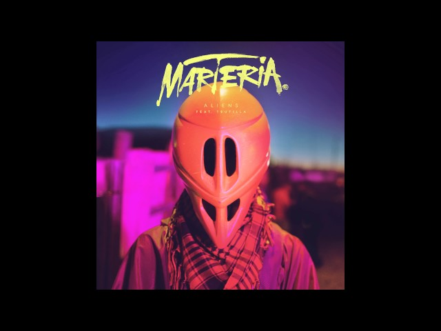Marteria - Aliens feat. Teutilla (Official Audio)