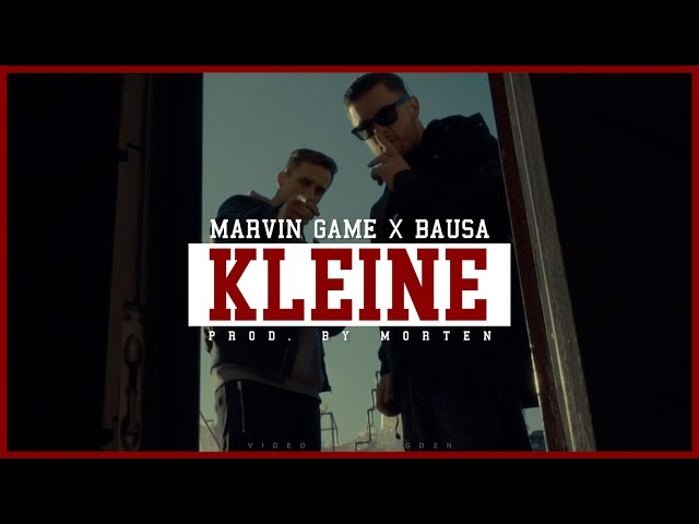 Marvin Game, Bausa - Kleine