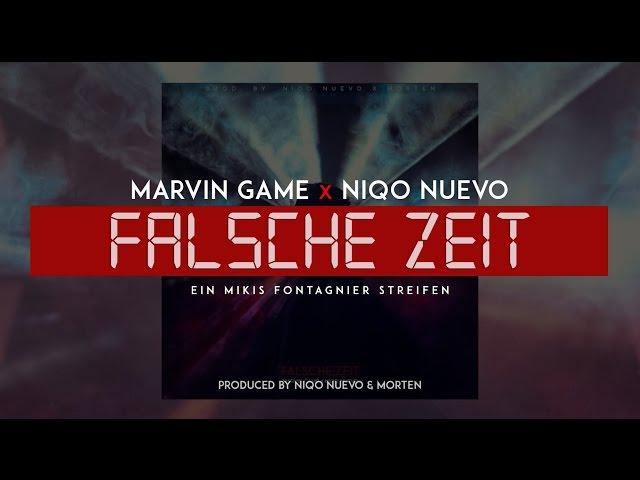 Marvin Game, Niqo Nuevo - Falsche Zeit