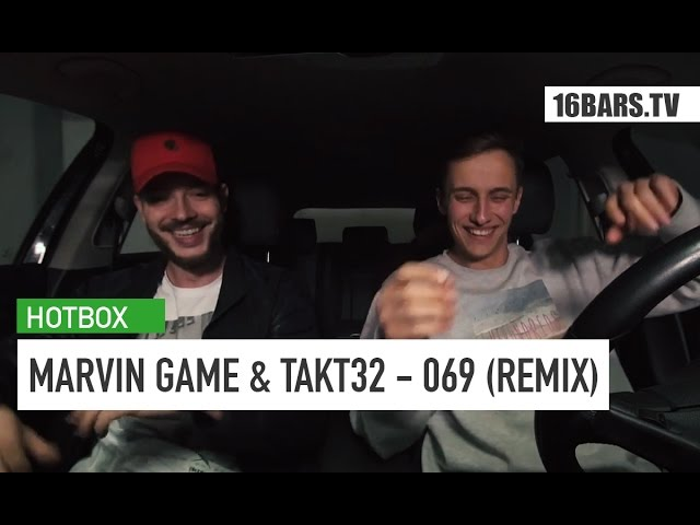 Marvin Game, Takt32 - 069 (Hotbox Remix)
