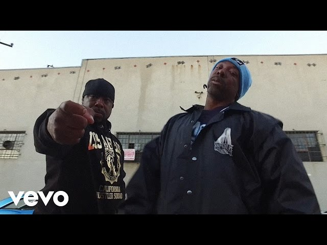MC Eiht & DJ Premier - Represent Like This ft. WC (Official Video)