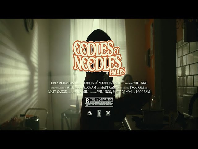 Meek Mill - Oodles O'Noodles Babies