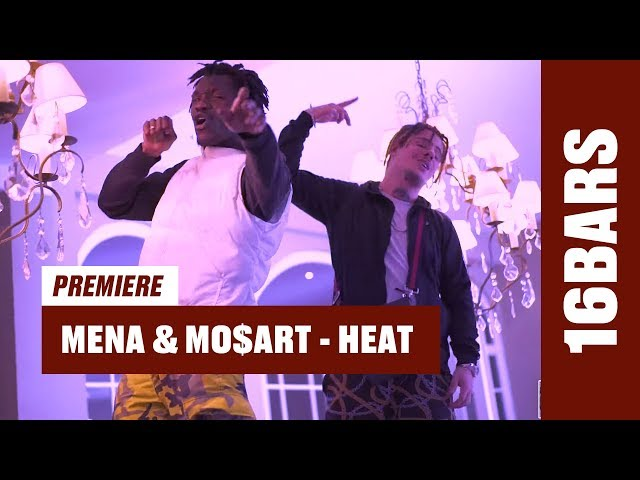 Mena, Mo$art - Heat