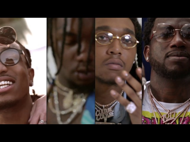 Migos, Gucci Mane - Slippery