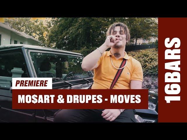 Mo$art, Drupes - Moves