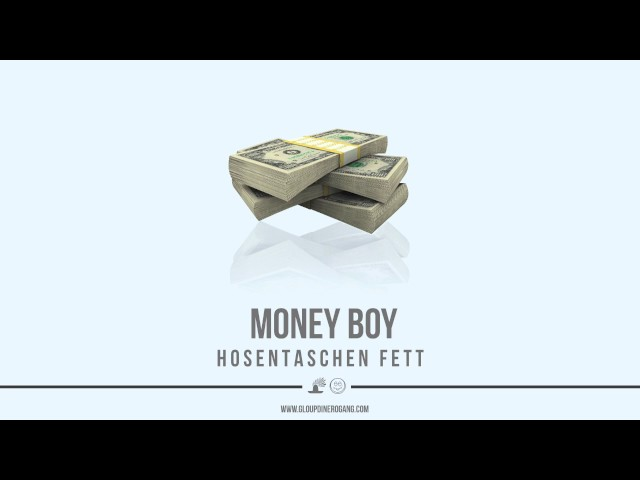 Money Boy -  Hosentaschen Fett