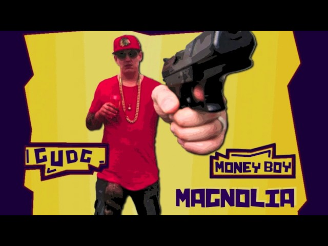Money Boy - Magnolia Remix