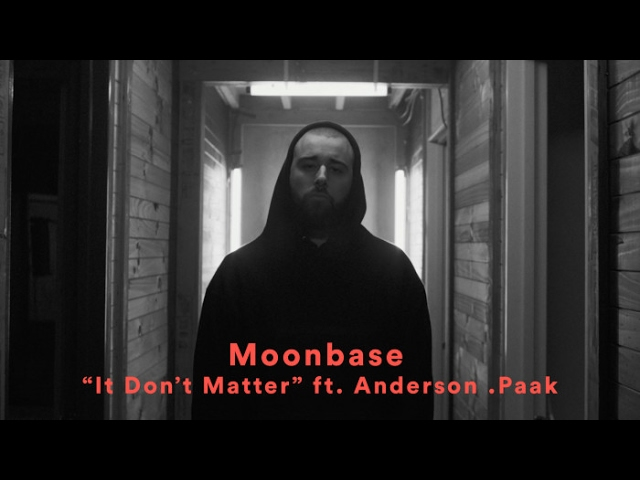 "Moonbase - ""It Don't Matter"" (feat. Anderson .Paak)(Official Music Video)"